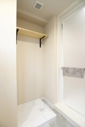 大森山リハイム 洗濯機スペース