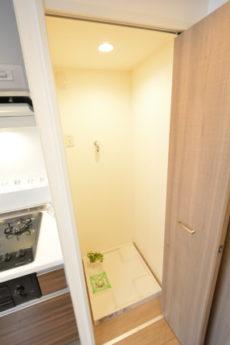 ニュー池尻マンション 洗濯機スペース