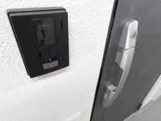 六本木ハイツ TVモニター付きインターホン