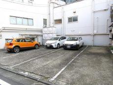 六本木ハイツ 駐車場