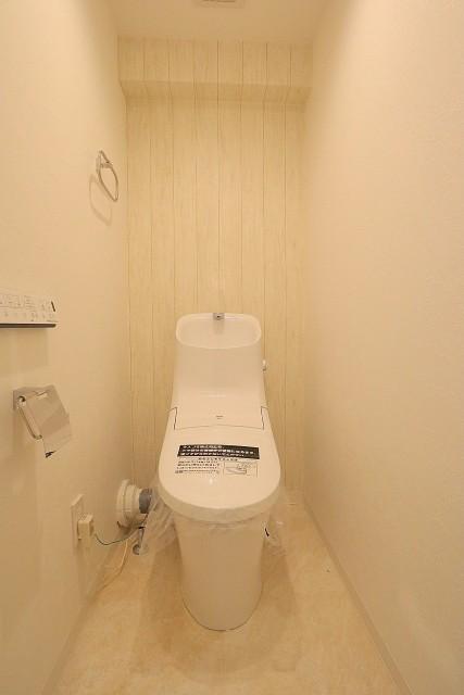 コープ野村一番町 トイレ