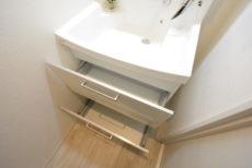クレベール西新宿 洗面室