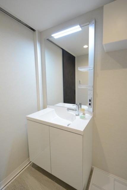 財形第3御殿山マンション 洗面室