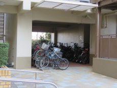 多摩川芙蓉ハイツ 駐輪場