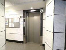 山王スカイマンション エレベーター