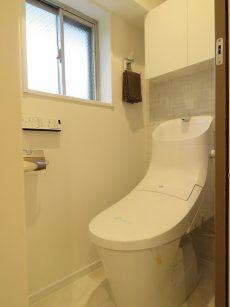 コーポ洗足 トイレ