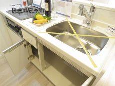 コーポ洗足 キッチン