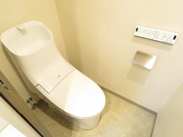 馬事公苑前ハイム トイレ