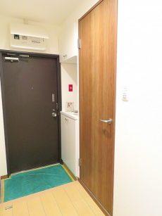 ライオンズマンション大森 洗面室扉