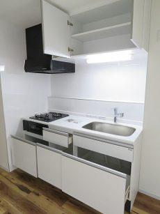 シャトレー五反田 キッチン