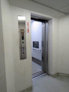 ファミリータウン東陽 エレベーター