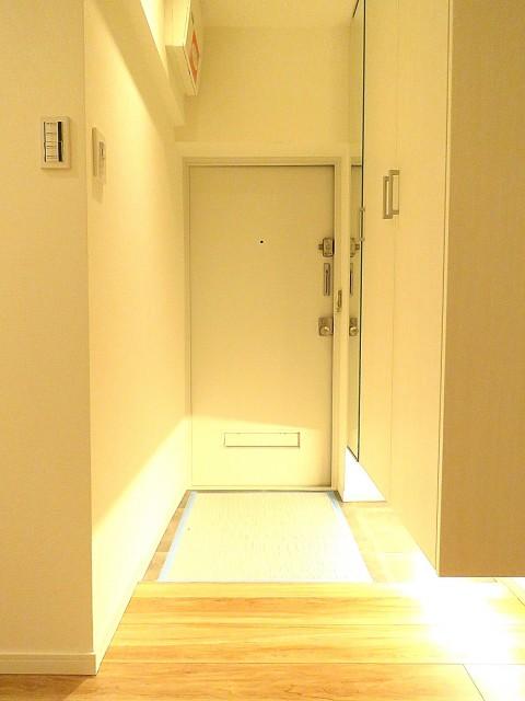 瀬田サンケイハウス 玄関ホール
