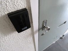 祐天寺第2コーポラス TVモニター付きインターホン