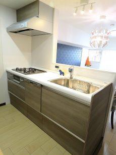烏山南住宅 キッチン