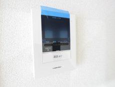 烏山南住宅 TVモニター付きインターホン