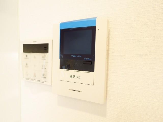 瀬田サンケイハウス TVモニター付きインターホン