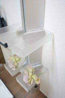 NK五反田コータース 洗面室