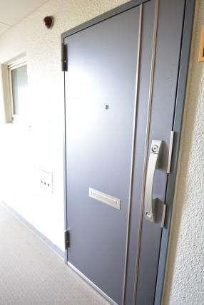 財形第3御殿山マンション 玄関