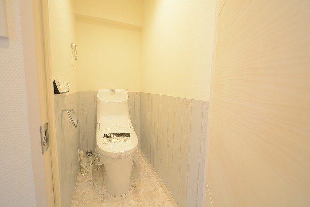 ライオンズマンション桜上水 トイレ