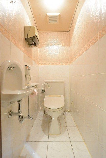 グラン青山 トイレ