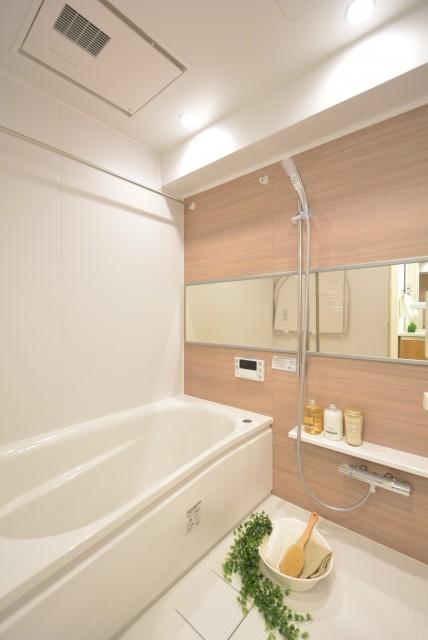 ファミール浜園 浴室