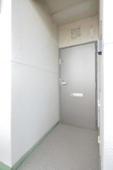 武蔵小山フラワーマンション 玄関