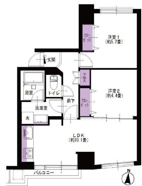 幡ヶ谷コーエイマンション