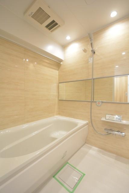 ライオンズマンション護国寺 浴室