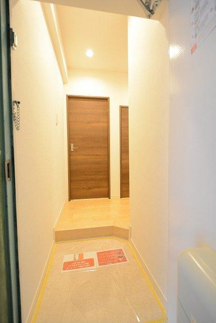 幡ヶ谷コーエイマンション 玄関