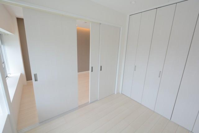 グリーンヒル新宿 ベッドルーム4.6帖
