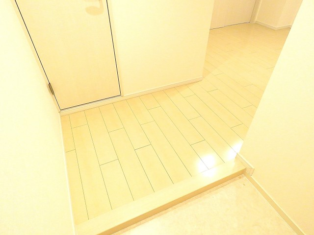 五反田サニーフラット 廊下