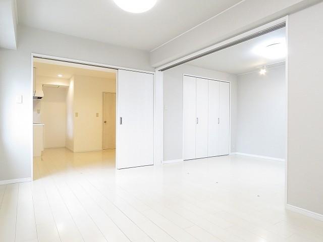 五反田サニーフラット 洋室2部屋