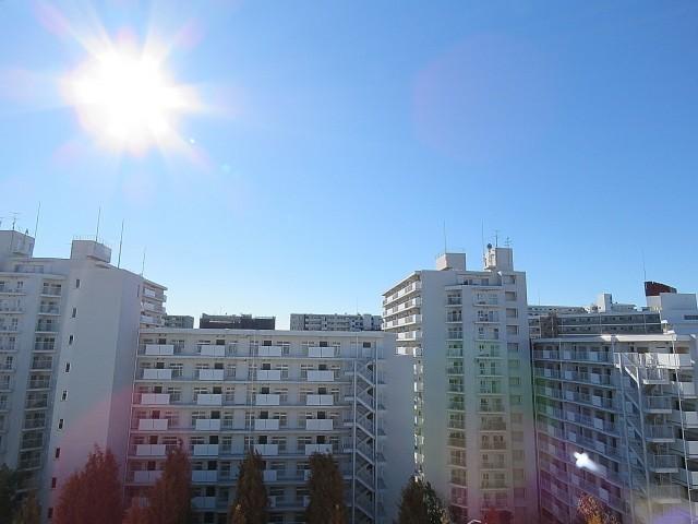 ファミリータウン東陽 眺望