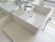 ライオンズマンション駒沢 洗面化粧台