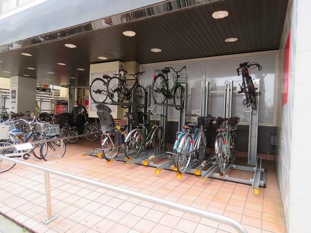 ライオンズマンション駒沢 駐輪場