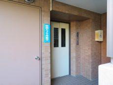 マイキャッスル二子玉川園 エレベーター