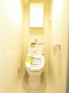 マイキャッスル二子玉川園 トイレ
