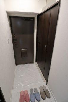 飯田橋第一パークファミリア 玄関