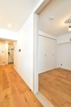 ライオンズマンション南平台 LDK+洋室