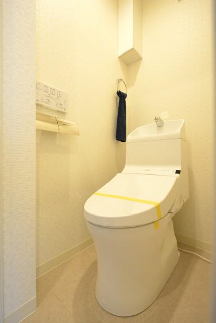 武蔵小山フラワーマンション トイレ