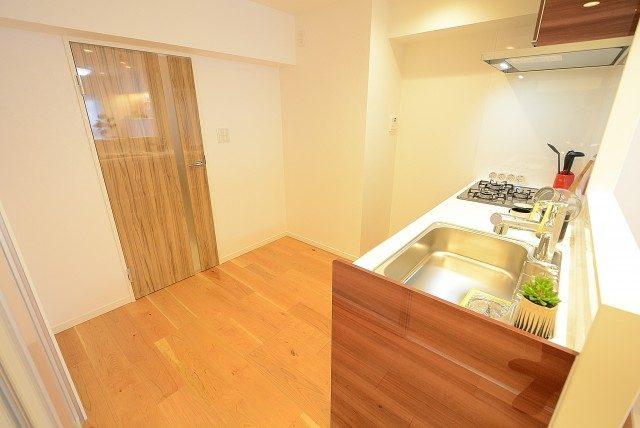 グリーンヒル新宿 (27)キッチン