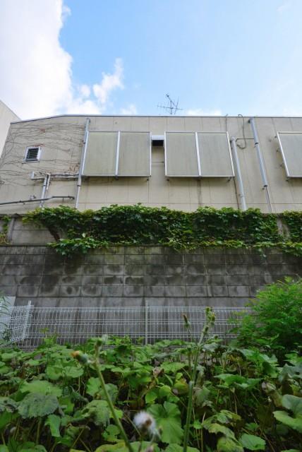 ライオンズマンション桜新町 庭