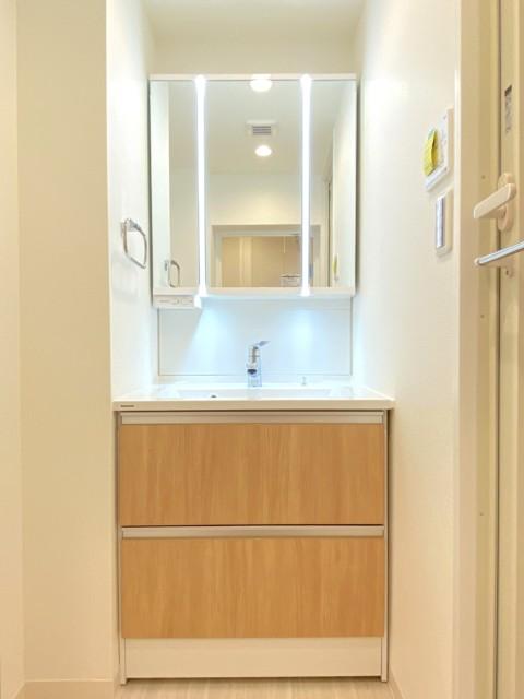 ファミール太子堂 洗面室