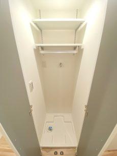 ファミール太子堂 洗濯機スペース