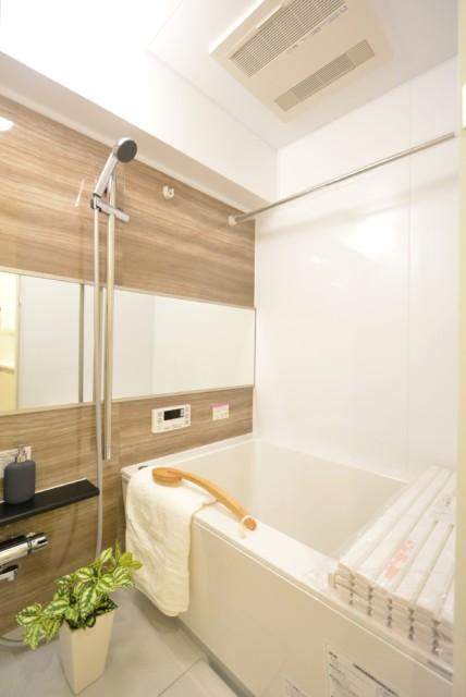 ソフトタウン池袋 浴室