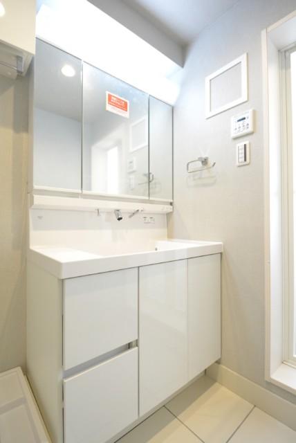 上野毛ハイム 洗面室