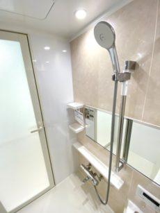 ファミール太子堂 浴室
