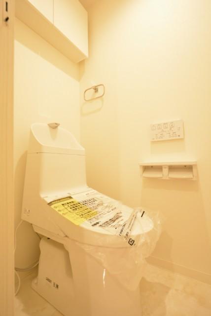 MSマンション阿佐ヶ谷 トイレ