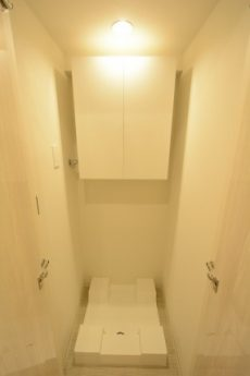 経堂スカイマンション 洗濯機スペース