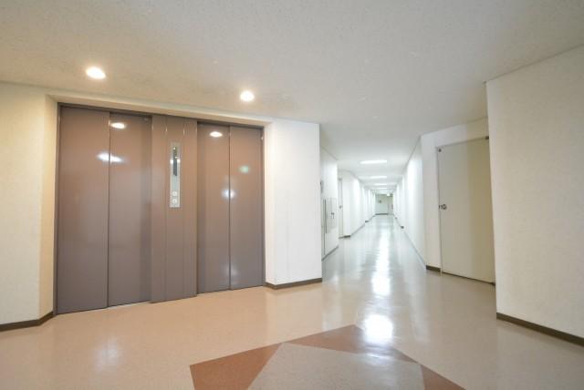 イトーピア五反田マンション 玄関
